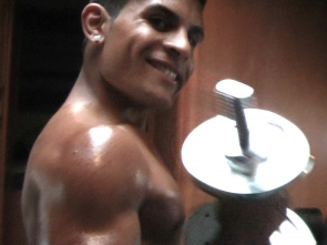 Exclusive -Workout, Flexing, Casting