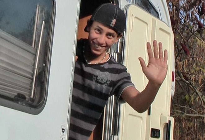 Alberto - Caravan Boys - DVD version