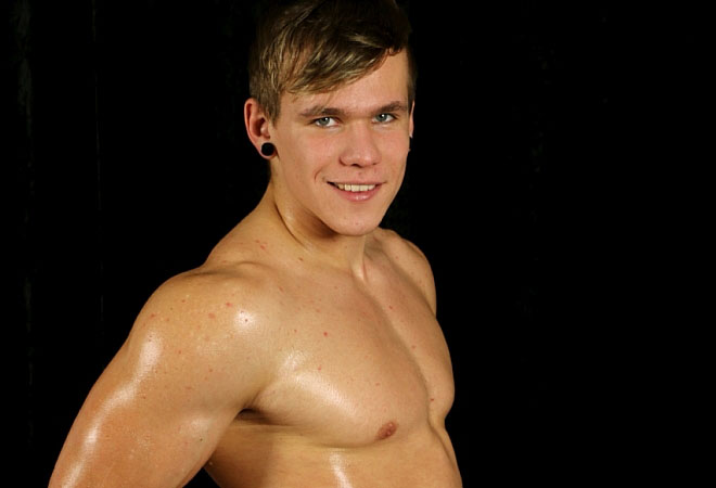 Flexing and Muscle Worship part 2