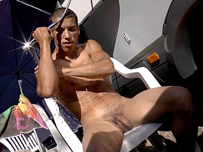 Caravan Boys - Handjob - part 1