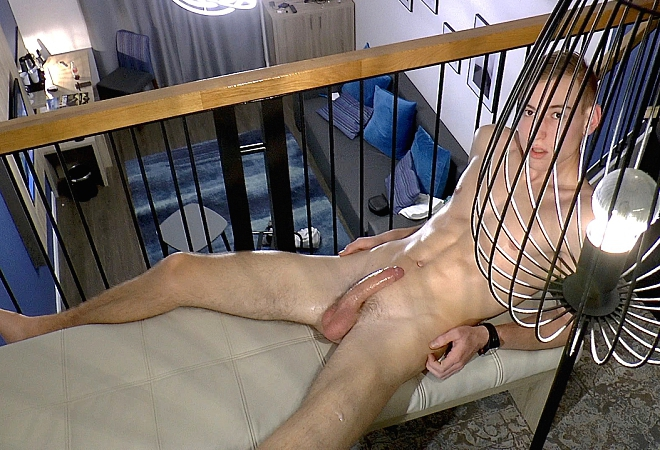 Handjob in Budapest - Part Two
