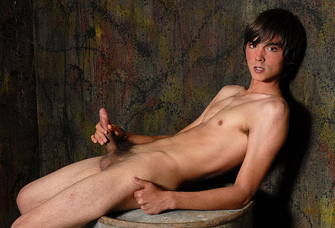 Luis Blava - Cute Boy in Solo Action