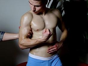 Workout - Flex - Massage