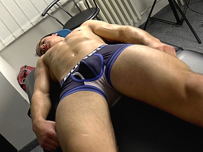 Muscle Worship - Part One