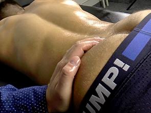 Muscle Worship - Massage