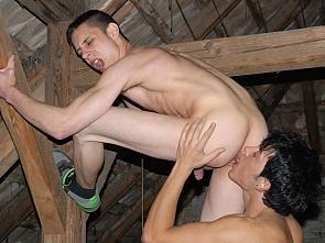Willage Boys - Sex in the Hayloft