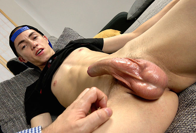 Part Three - Final Handjob