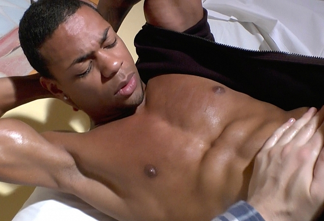 Muscle Worship - Massage - part 1