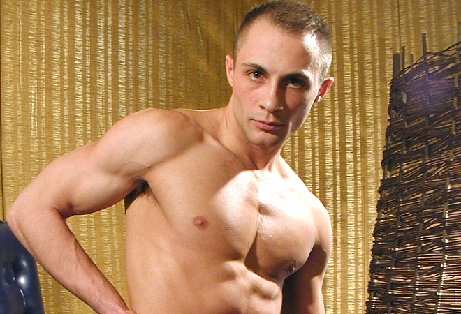 PL Studio - Sexy Athletic Guy