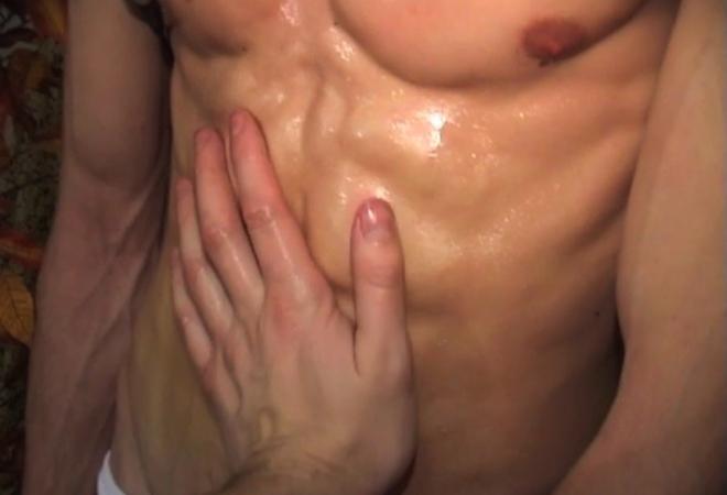 Bodyworship - Flex and Oil