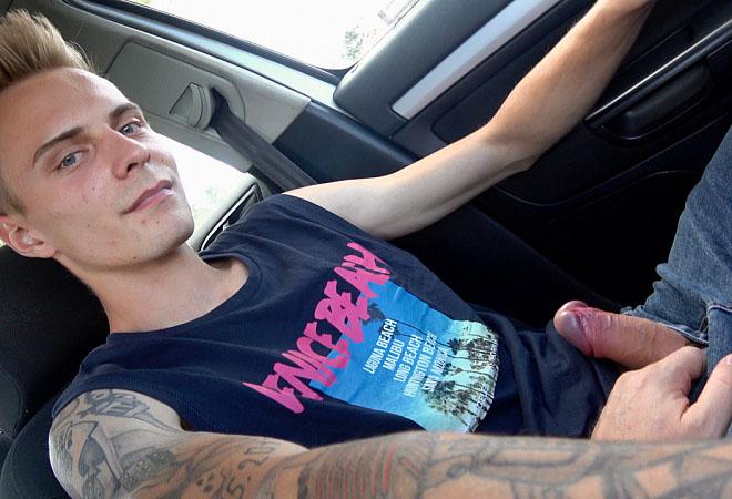 Trip by car and Pissing bonus