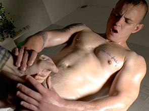 Exclusive - Muscle Worship and Handjob - Part 2