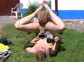 Luis Blava - Village Boys - Outdoor Sex Action