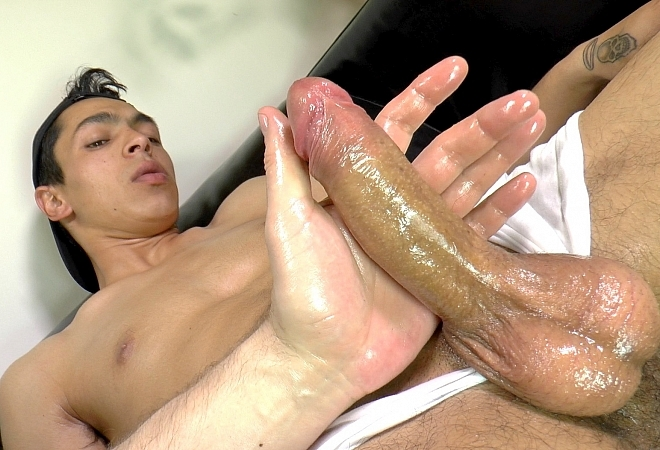 Handjob - Cumshot - Massage